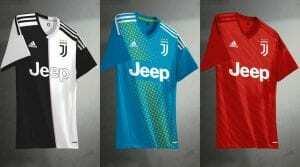 Maglie Juventus 2019-2020 foto anticipazioni