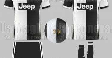bocca maglia juventus 2019-2020 home