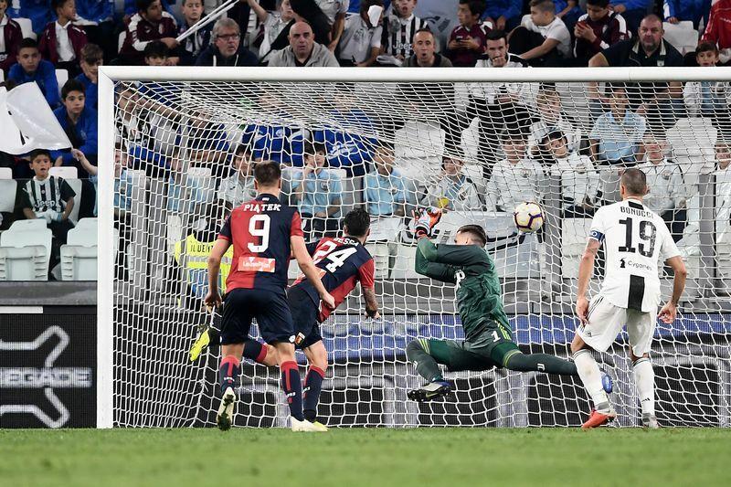 Juventus-Genoa 1-1 video gol highlights