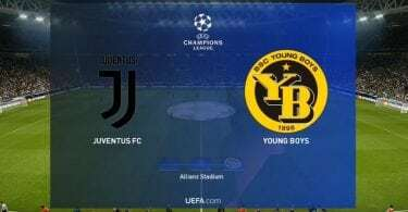 juventus-young boys diretta streaming