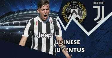 udinese-juventus 2018-2019 formazioni