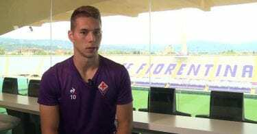 Pjaca Fiorentina Juve