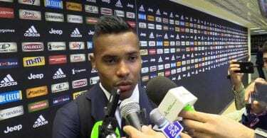 alex sandro infortunato
