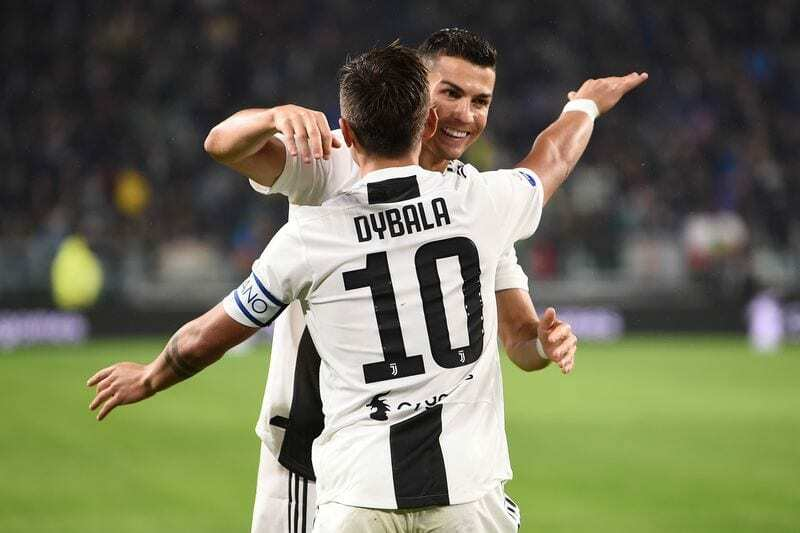 Juventus-Cagliari 3-1 video gol