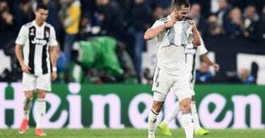 Juventus-Manchester United 1-2 video gol