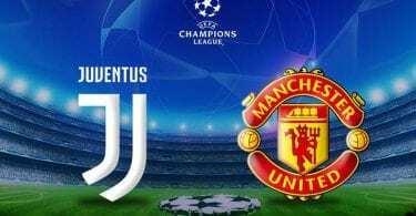 juventus-manchester united diretta tv formazioni