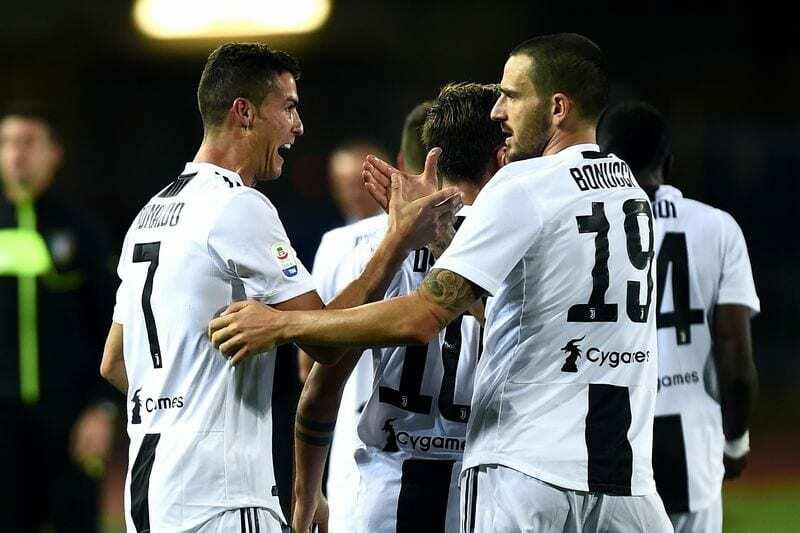Juventus-spal diretta streaming
