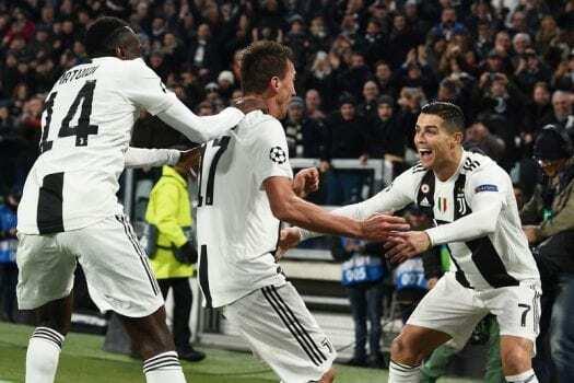 Juventus-Valencia 1-0 highlights video gol