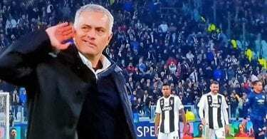 mourinho juventus manchester United