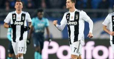 Atalanta-Juventus 2-2 video gol ronaldo