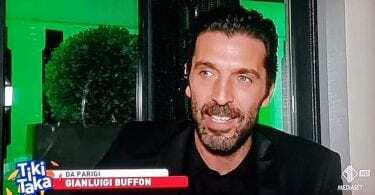 buffon juve tiki taka