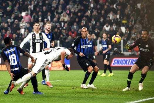 juventus-inter 1-0 highlights video gol mandzukic