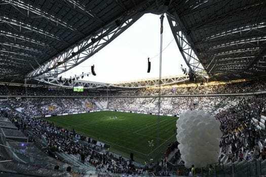 Juventus-Inter tafferugli