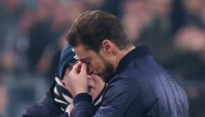 Marchisio emozionato Juventus Stadium