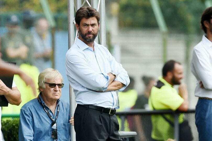 Agnelli Continassa Juventus