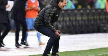 Juventus record gol allegri