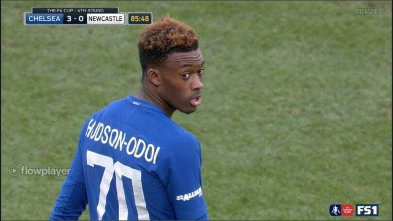 Hudson-Odoi Juventus