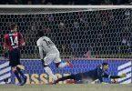 Bologna-Juventus gol Kean