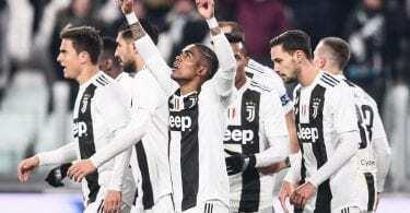 Juventus scudetto 2018-2019