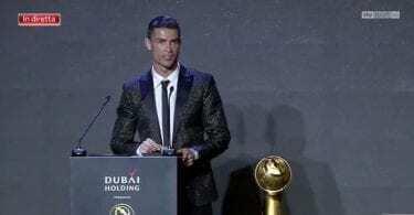 globe soccer 2019 ronaldo