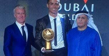 ronaldo emirati arabi