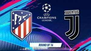 atletico madrid-juventus diretta streaming