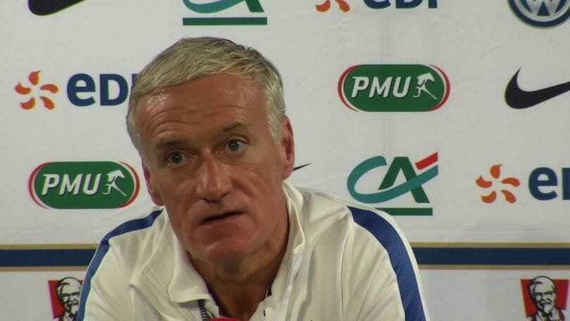 deschamps panchina juve