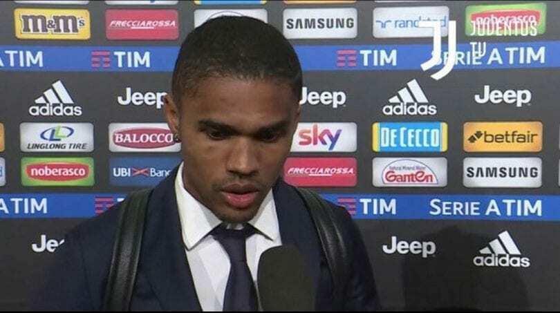 Juventus, affaticamento per Douglas Costa. Trauma per Bernardeschi