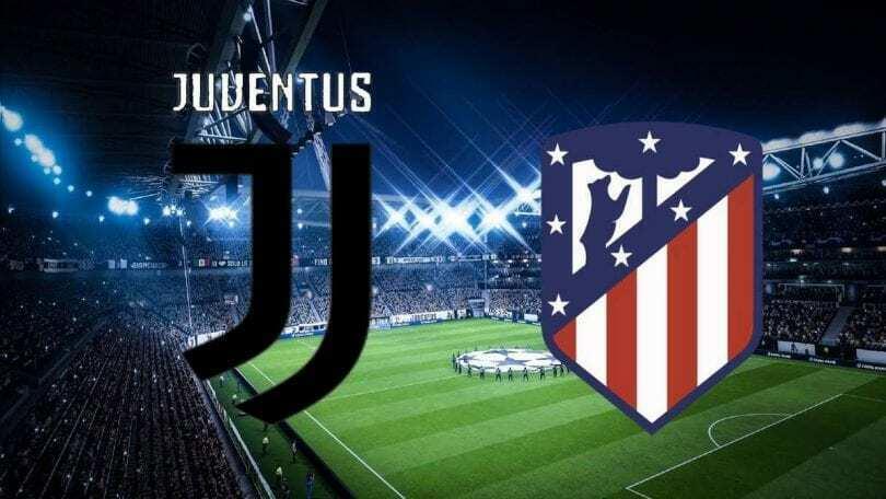 juventus atletico madrid champions