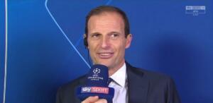 allegri juventus atletico madrid 3-0