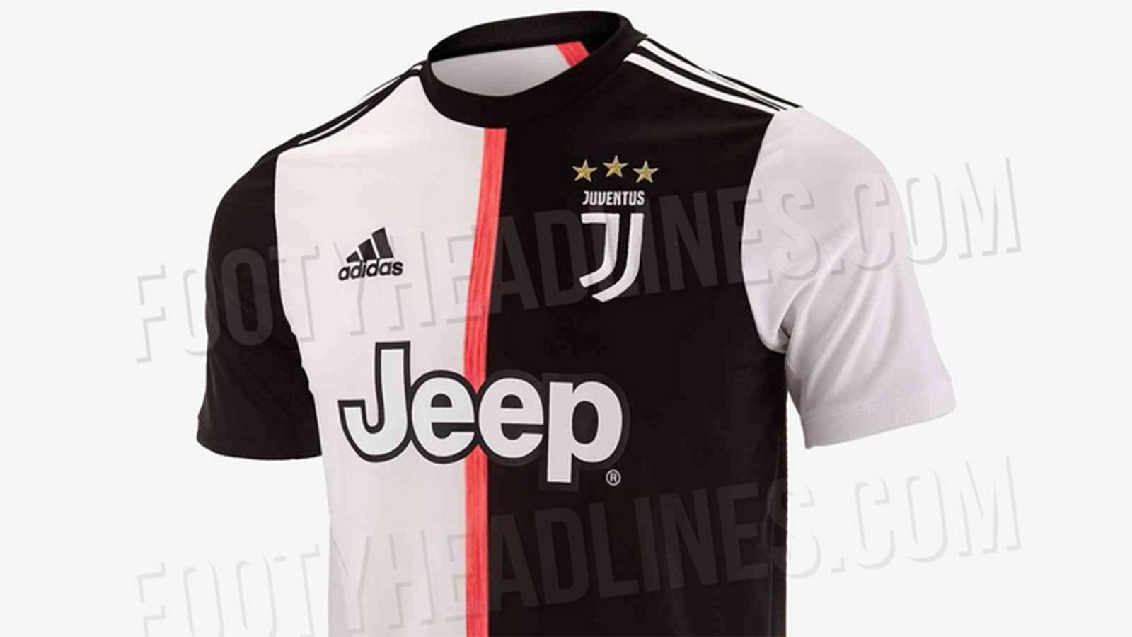 Maglia Juventus 2019-2020 home: le foto ufficiali - Jmania.it