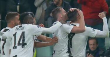 juventus-atletico madrid 3-0 highlights video gol