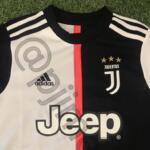 maglia home juventus 2019-2020 dettaglio