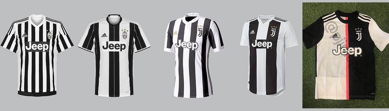 Così Adidas ha rivoluzionato la maglia Juventus fino all