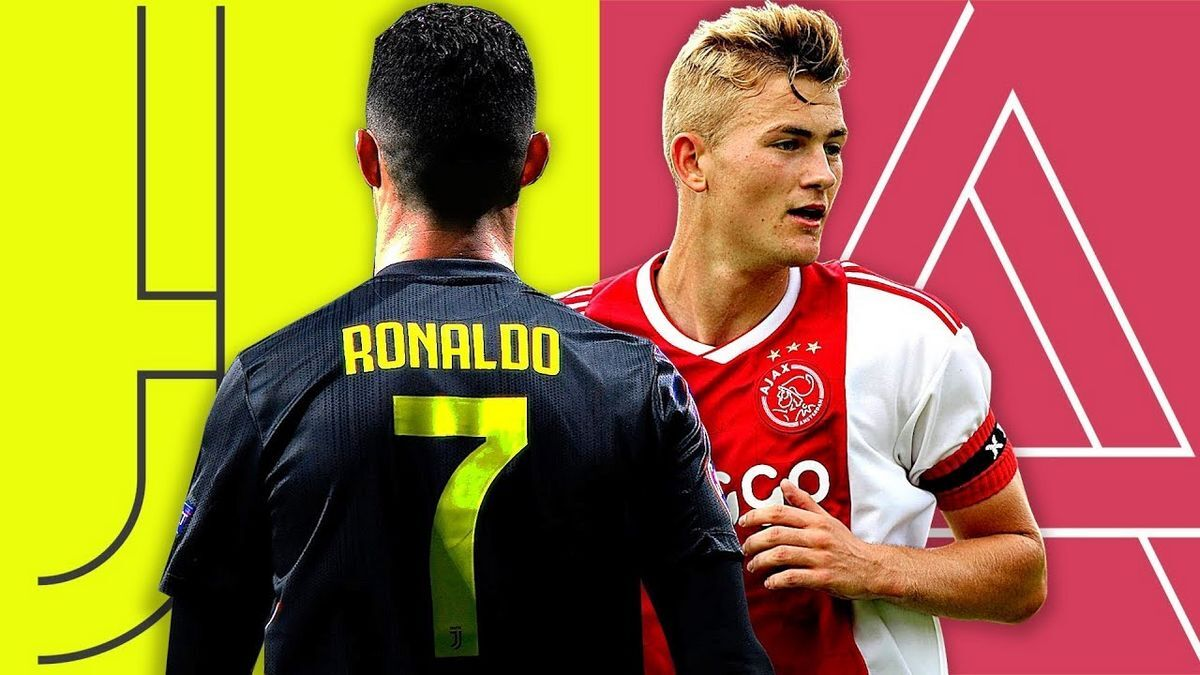 Ajax Juventus Twitter: Ajax - Juventus: A Volte Si (r)incontrano