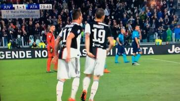 juventus-atalanta 1-1 highlights video gol pagelle
