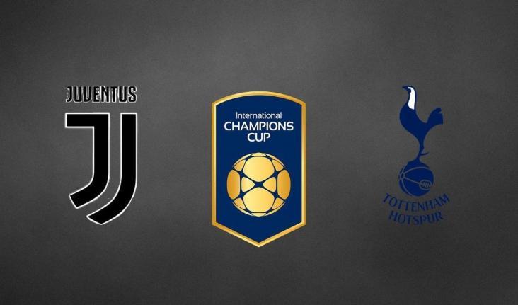 juventus-tottenham diretta streaming international champions cup