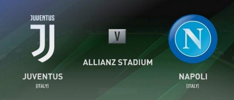 Juventus Napoli Diretta Streaming Formazioni Ufficiali E Cronaca Live
