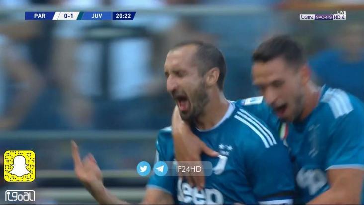 parma-juventus 0-1 highlights video gol pagelle