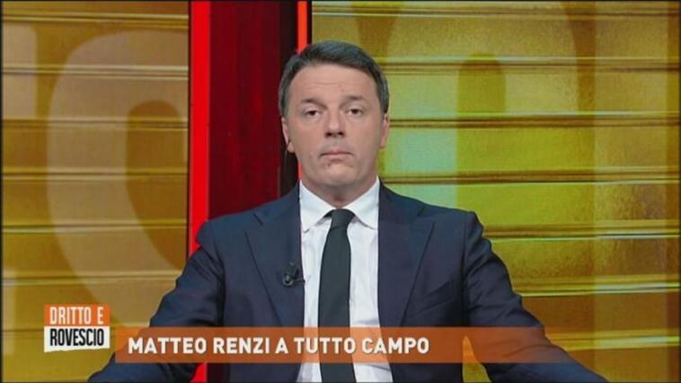 italia viva renzi juve merda