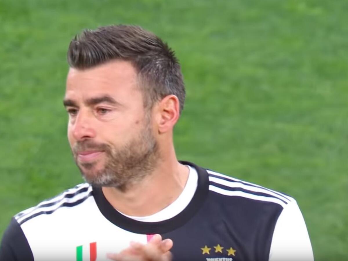 Barzagli dice addio alla Juventus: non è più collaboratore di Sarri