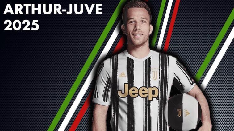 Arthur impressionato dalla Juventus: medita una decisione a sorpresa