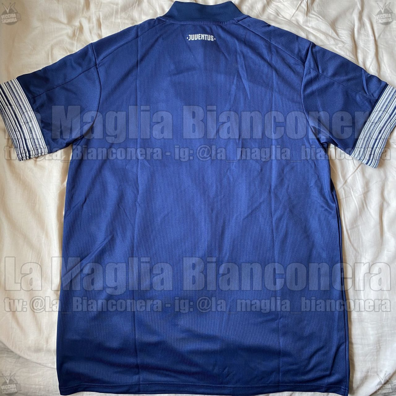 maglia away juventus 2020-2021 retro