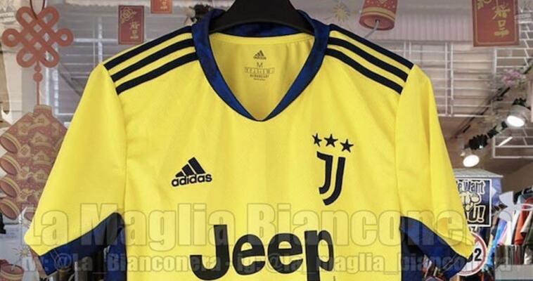 Maglia portiere Juventus 2020-2021: ecco la prima foto - Jmania.it