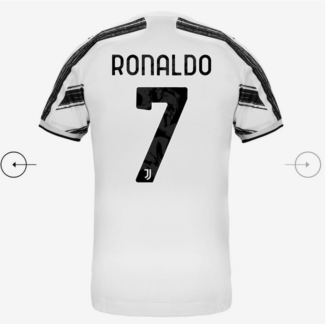 Presentata la nuova maglia Juventus 2020-2021: subito in vendita