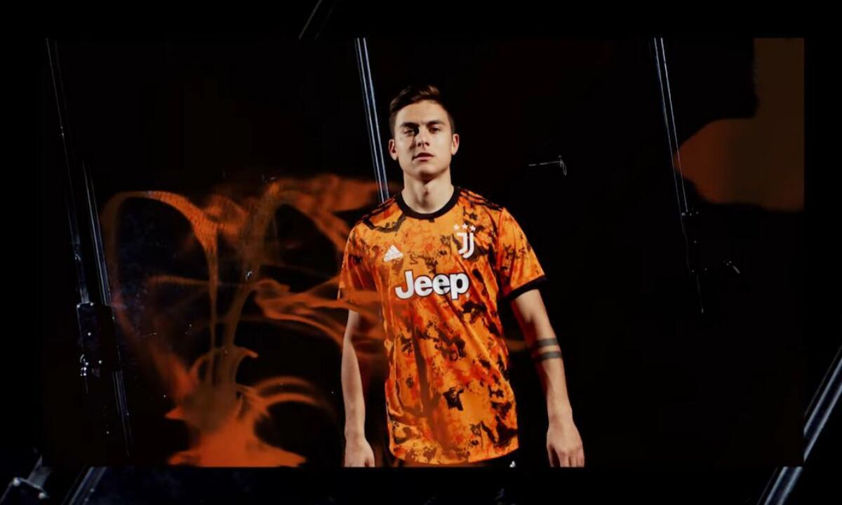Terza maglia Juventus 2020-2021: foto e video - Jmania.it