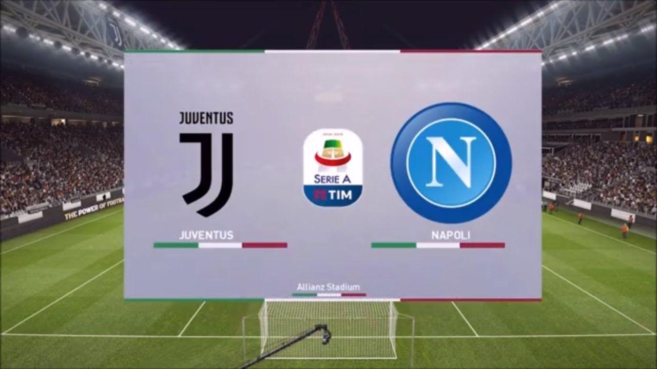 Juventus Napoli Dove Vederla In Diretta Tv E Streaming Jmania It