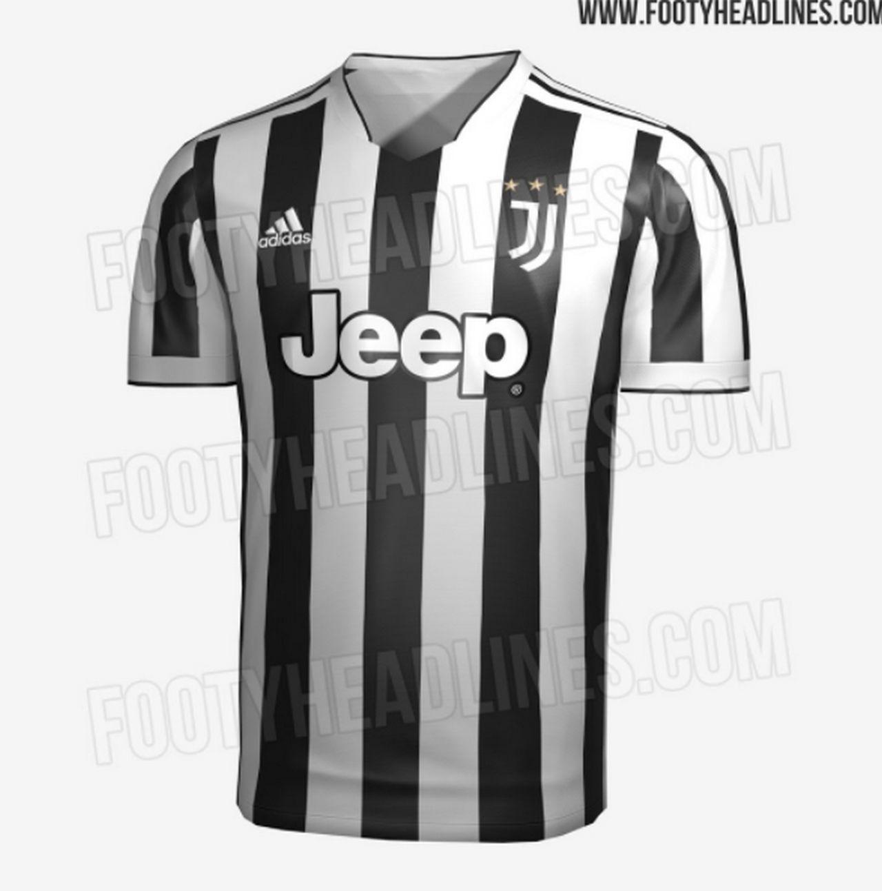 prima maglia juventus 2021-2022 new