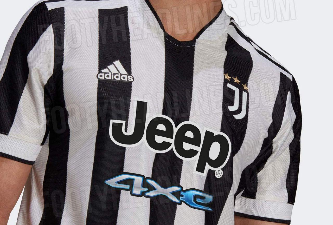 Juventus: la nuova maglia debutta in Coppa Italia contro l'Atalanta?
